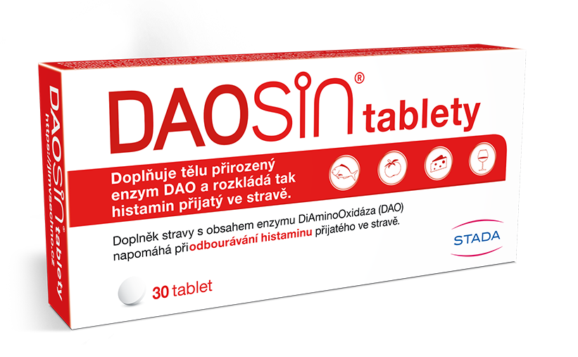 DAOSiN<sup>®</sup> tablety